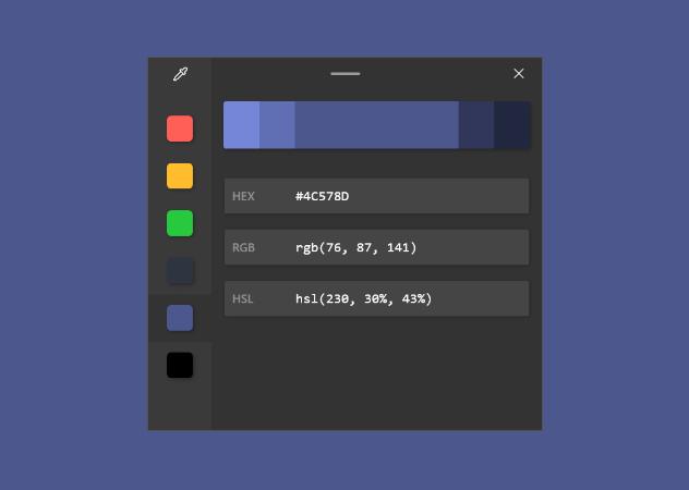 เลือกรหัสสีบนหน้าจอได้ง่าย ๆ ด้วย Color Picker บน Windows